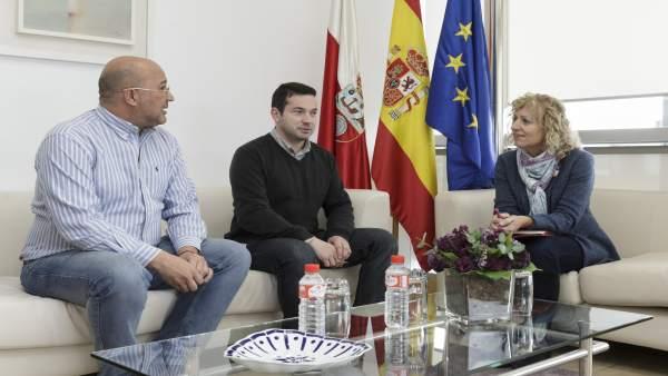Reunión Gobierno de Cantabria-Ramales de la Victoria