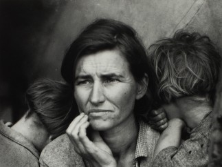 Dorothea Lange 1895-1965 - Migrant Mother, 1936