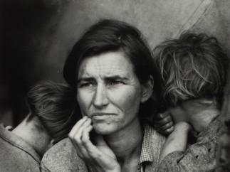 Dorothea Lange 1895-1965 - Migrant Mother, 1936