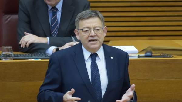 Puig reafirma la voluntat de tindre una agència tributària abans del final de la legislatura