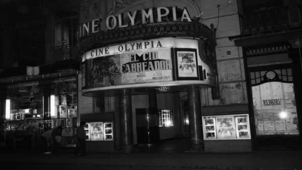 La Nau revisa un segle del Teatre Olympia en la primera exposició dedicada a la sala