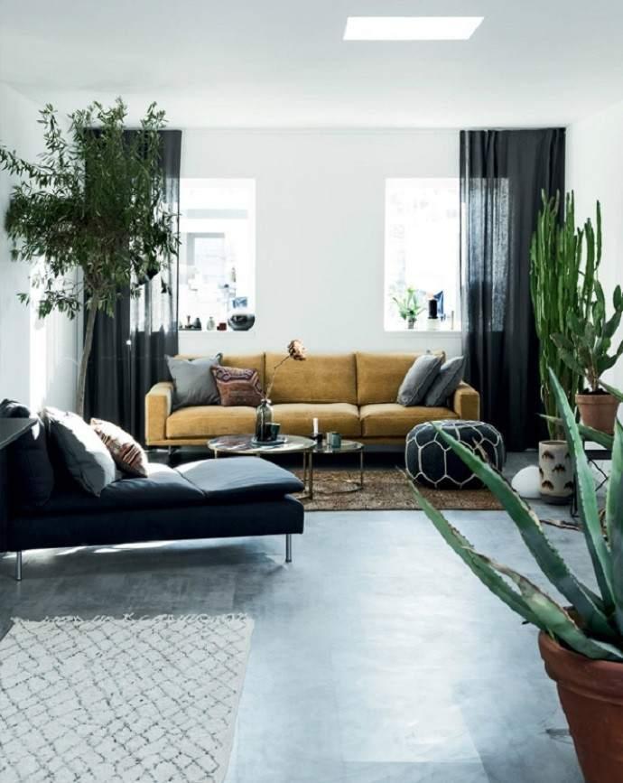 Decoraci n las cinco tendencias para vestir el hogar este for Decoracion hogar verde