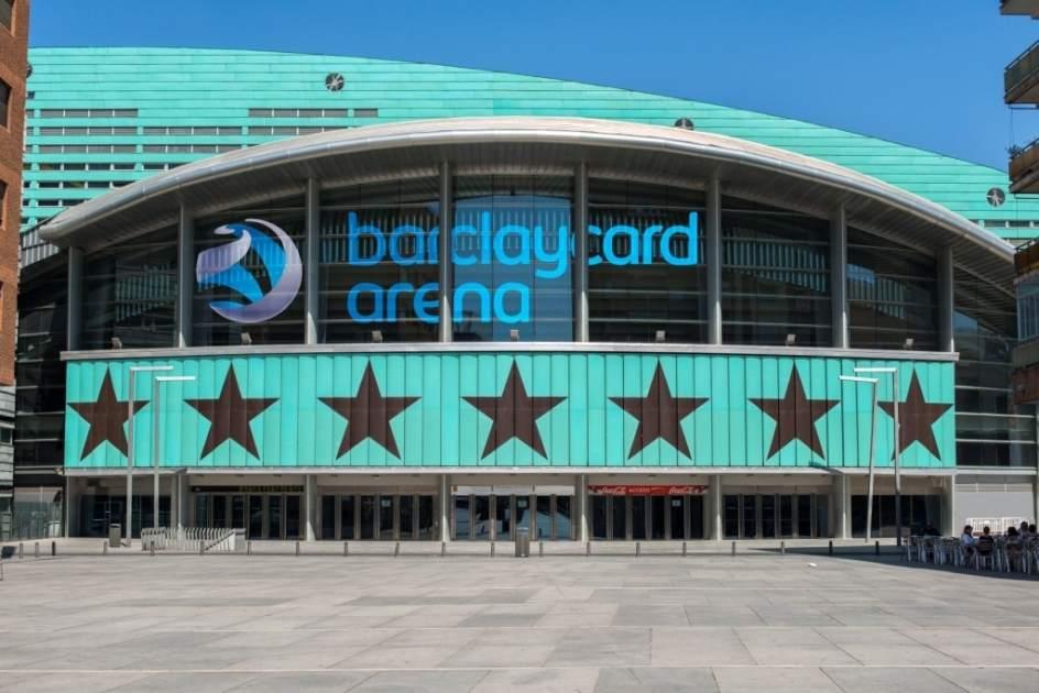 El palacio de los deportes cambia el nombre de barclaycard for Puerta 7 palacio delos deportes