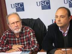 Juan Miguel Barros y Alberto Ruano Raviña presentaron el mapa de radón