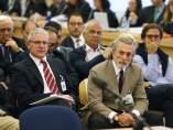 Francisco Correa, presunto cabecilla de la trama Gürtel, y Pablo Crespo, el número dos