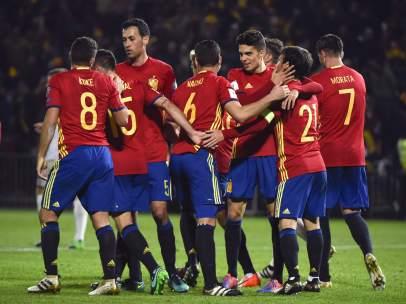 Gol de España