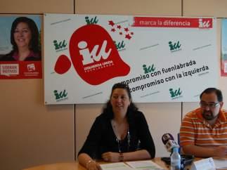 La concejala de IU Teresa Fernández, a juicio.