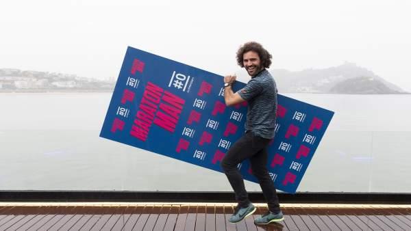 Raúl Gómez, Maraton Man