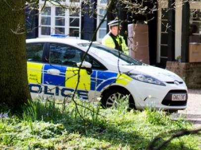 Policía de Reino Unido
