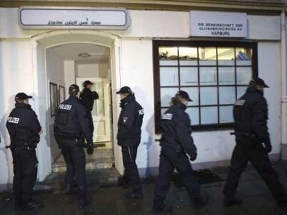 Redadas antiterroristas en Alemania