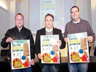Presentación de la Feria de la Gastronomía de Cúllar Vega