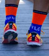Calcetines homenaje Maratón Valencia 2016