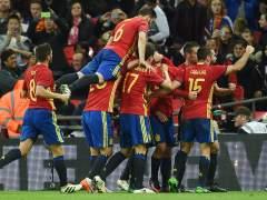 España, encuadrada con Inglaterra y Croacia en la nueva Liga de Naciones de fútbol