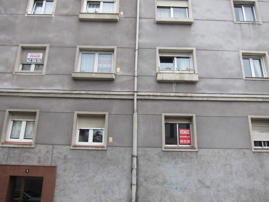 El precio de la vivienda de segunda mano cae un 0 2 por for Viviendas segunda mano