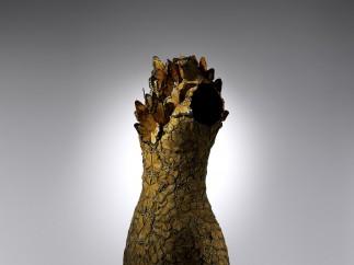 Dress, Sarah Burton (British, born 1974) for Alexander McQueen (British, founded 1992), spring/summer 2011