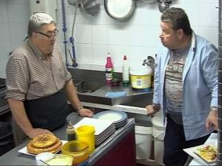 Pesadilla en la cocina, con Alberto Chicote