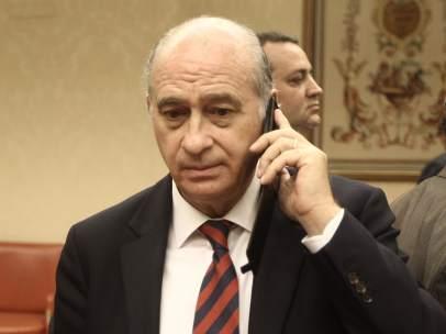 Fernández Díaz, exministro del Interior