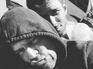 Ricky Martin y su novio, Jwan Yosef, muy cariñosos en un 'selfie'