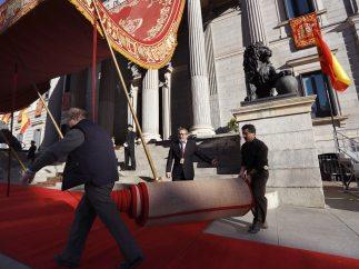 Extendiendo la alfombra roja