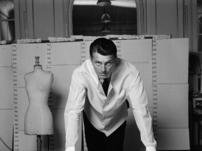 Hubert de Givenchy, 1960