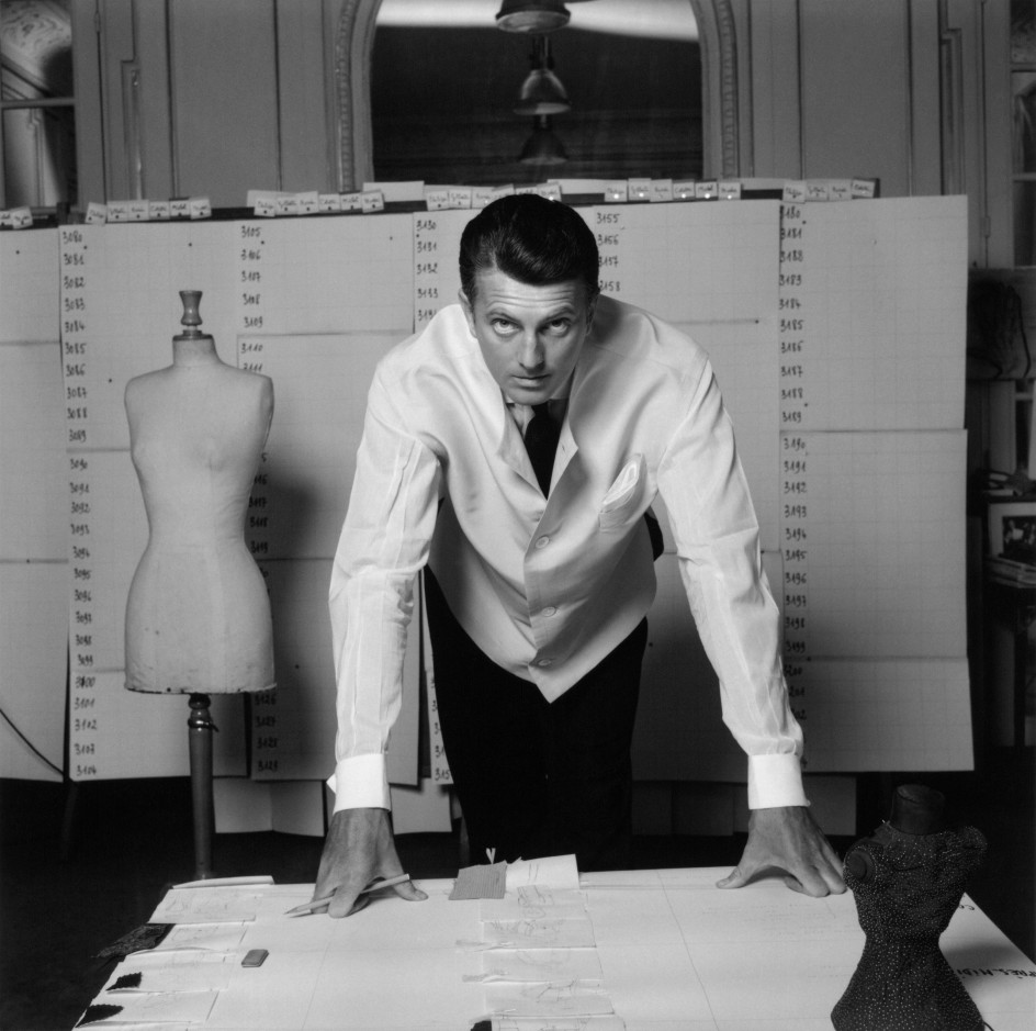 Hubert de Givenchy: 50 years in fashion - archive