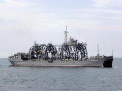 Kommuna, el buque de rescate de submarinos más antiguo del mundo