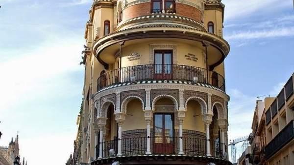 Edificio Filella de Sevilla