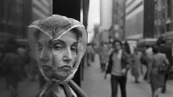 Richard Sandler - Two Faces, 5th Ave., NYC, 1989
