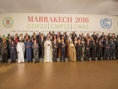 Cumbre en Marrakech