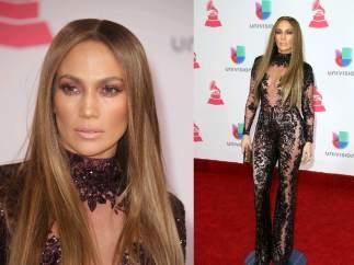 Jennifer Lopez, en los Grammy Latinos