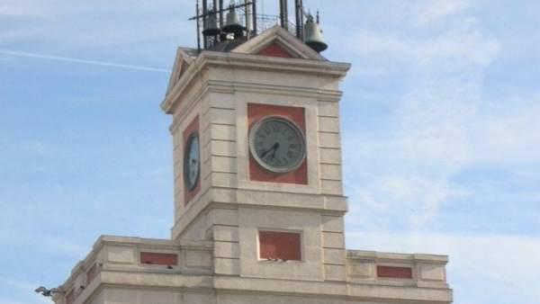5ece34547657 El reloj de la Puerta del Sol cumple 150 años con teatro