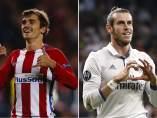 Griezmann y Bale