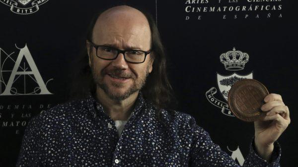Santiago Segura, Medalla de Oro del Cine 2016