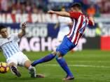 Gameiro (Atlético de Madrid - Malaga)