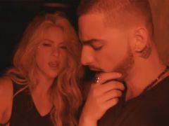 El adelanto del videoclip de Shakira y Maluma