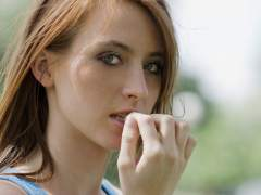 Los miedos, detrás del hábito de morderse las uñas