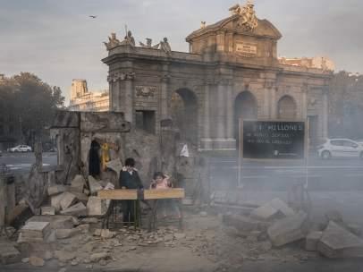 Una escuela siria en Madrid