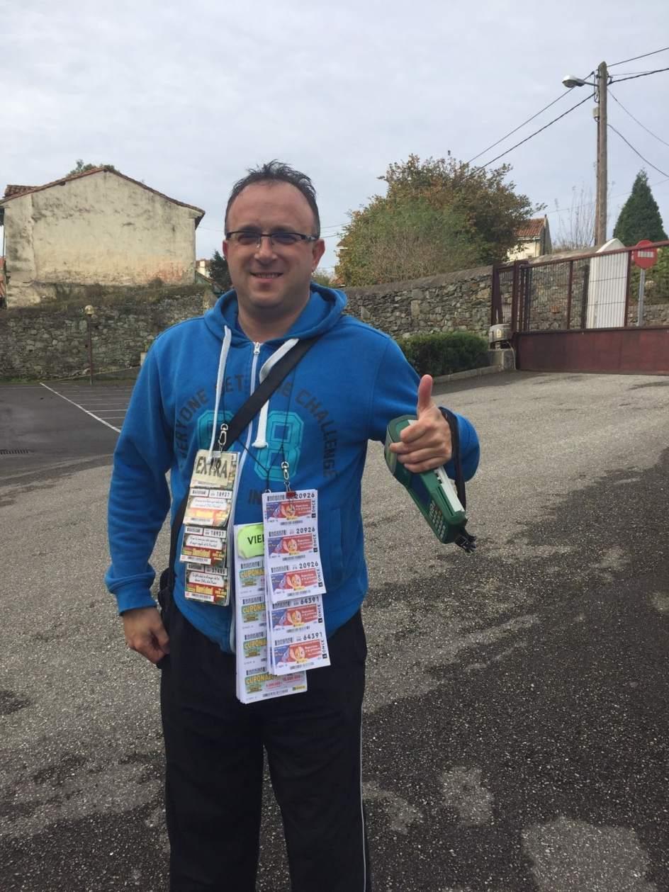 El cuponazo de la once deja nueve millones en asturias for El cuponazo de la once