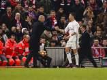 Zidane y Cristiano