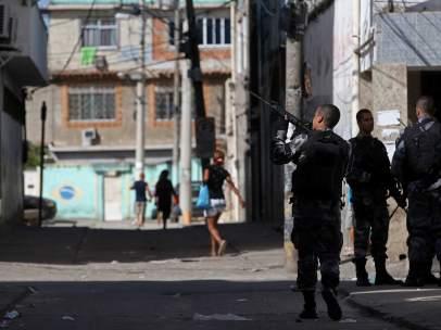 Favela Cidade de Deus