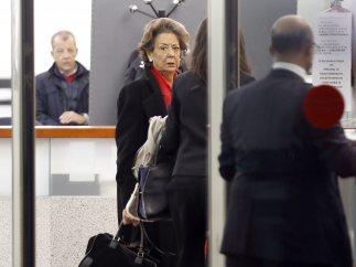 Rita Barberá, en el Tribunal Supremo