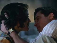 Brad Pitt y Marion Cotillard en Aliados