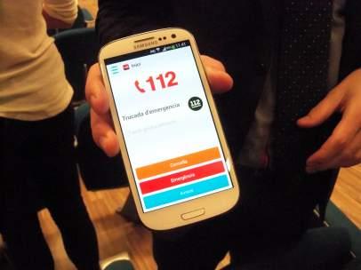 App 'My112' para víctimas de violencia machista.