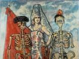 Francis Picabia. La Révolution espagnole (The Spanish Revolution). 1937