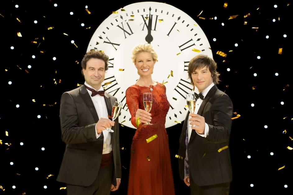Las campanadas de año nuevo en TVE siguen siendo uno de los programas de mayor audiencia del año (FOTO: TVE)