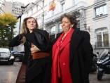 Rita Barberá acude a declarar al Tribunal Supremo