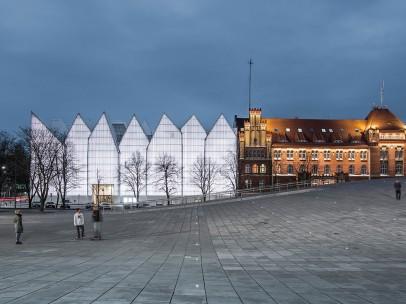National Musuem in Szczecin - Dialogue Centre Przelomy