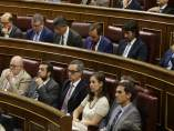 Albert Rivera y otros diputados de Ciudadanos