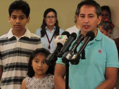 Familia de Wendy Soveida Uruchi Contreras