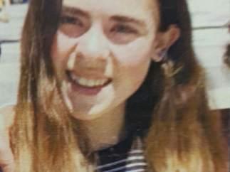 La adolescente Martina Alemany Casas